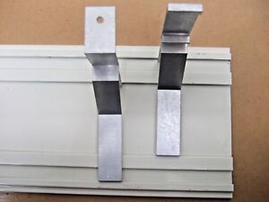 Vertical Blind Pelmet Bracket Ebay