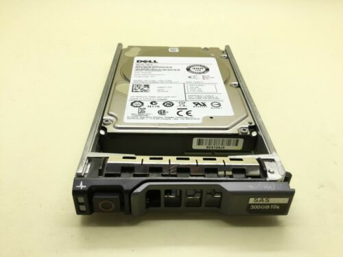 PGHJG 0PGHJG DELL 300GB 10K 6G SFF 2.5/'/' SAS HDD HARD DRIVE ST300MM0006