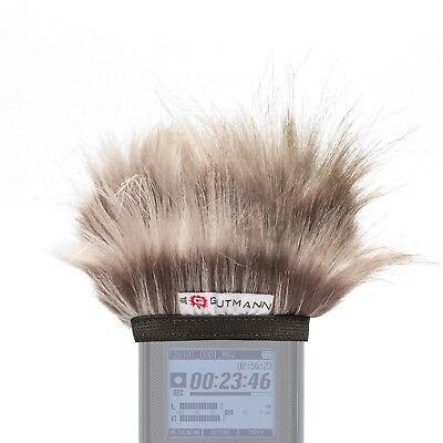 Gutmann Mikrofon Windschutz für Olympus LS-P4 Modell BUTTERFLY