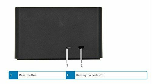 7370,7380,7389 Dell WLD15 WiGig Wireless Docking Station for Latitude 13
