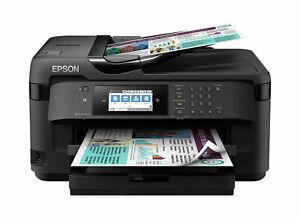 Epson Workforce WF-7710DWF Inkjet Printer