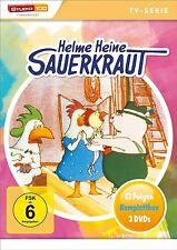 SAUERKRAUT 3 DVD NEU