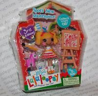 Lalaloopsy Mini Lady Writes A Poem 2nd Edition #5 of Series 5 NEW Toys
