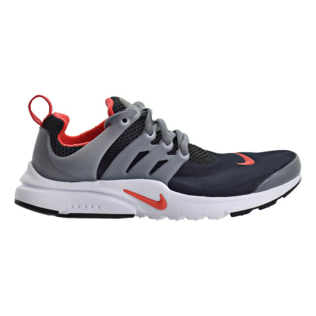 en soldes cec6a dd5cc Nike Presto (GS) Big Kids Running Shoes Black/Max Orange/Cool Grey  833875-011
