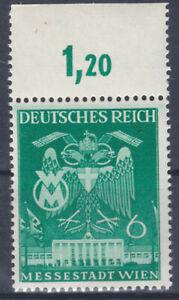 Postfrisches ** Stück ABART Michel Nr. 769 I mit Oberrand € 40,--