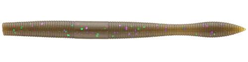 """Daiwa Yamamoto Neko Fat Worm 5/"""" 10 Pk Bass Fishing Worm Soft Plastic Lure Bait"""