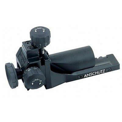 Centra Rearsight for Anschutz Target Rifle Shooting