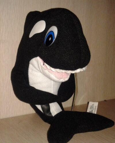 "10"" Shamu Whale Orca"