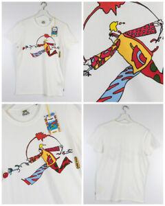 Wrangler-X-Peter-Max-Camisetas-T-SHIRT-034-sonrisa-034-Premium-S-M-L-XL