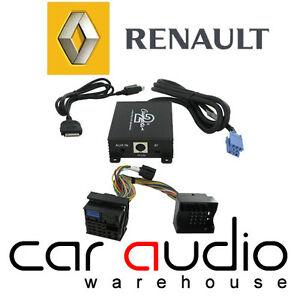 Sd Adaptador Renault Clio 09 en Aux 3.5 mm Connects2 ctarnusb005 Usb