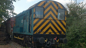 Bien Loksound V4.0 Dcc Sound Decoder Of Dual Braked Class 08 08825 On Chinnor Railway Sans Retour