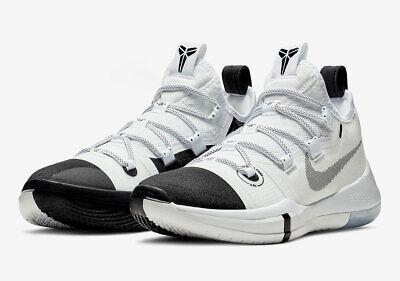 Nike MEN'S Kobe AD SIZE 14 Black White Basketball Shoes Bryant BRAND NEW    eBay