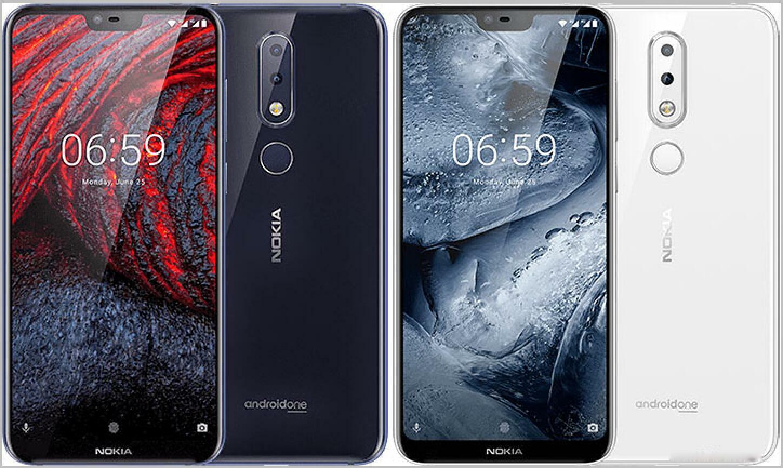 Nokia 6 1 Plus Ta 1116 Ds 64gb 4gb Unlocked Smartphone White Qq For Sale Online Ebay