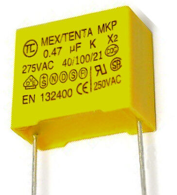 Senseo® Kaffeemaschine 7810,7820,7840 u.a. Kondensator 0,47µF Ersatzteil f