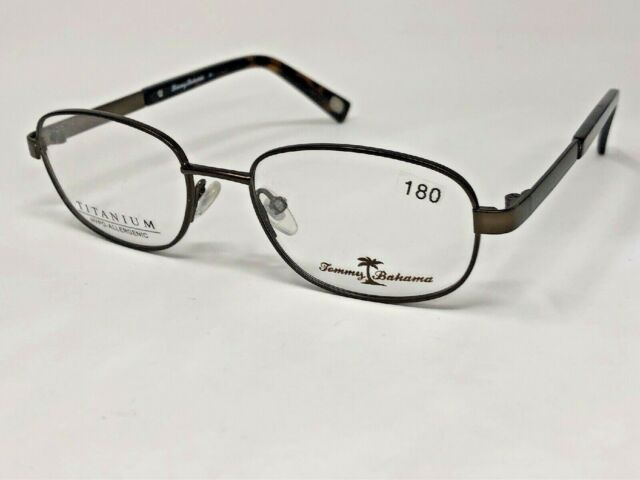 NEW Tommy Bahama TB5036 226 53mm Black Tortoise Optical Eyeglasses Frames