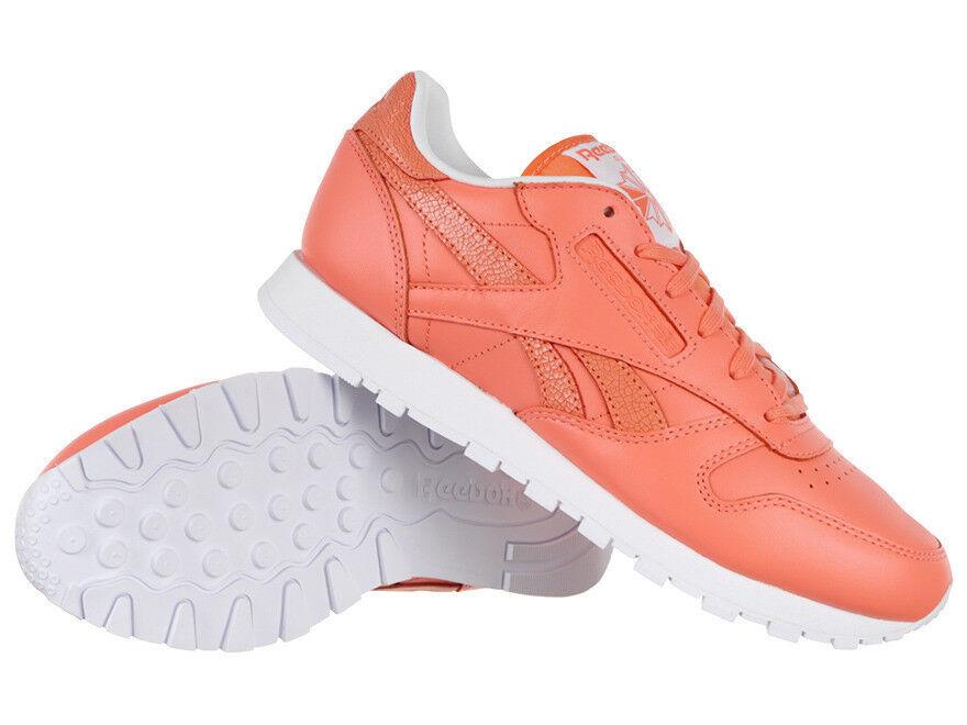 Reebok Classic Leather Seasonal II Womens shoes Sports Trainers Casual Sneakers