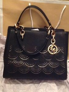 MICHAEL-KORS-Sofia-35F8GO5T6L-Black-MD-NS-TOTE-LEATHER