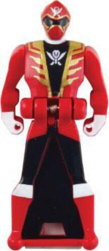 Power Rangers Legendary Ranger Key Pack Red Super Megaforce Ranger Key Loose