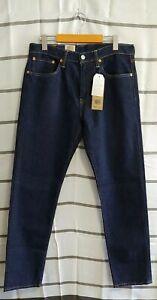 Men-039-s-Levi-039-s-Jeans-Regular-Taper-2-Way-Stretch-502-Size-31x32