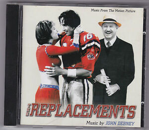 The-Replacements-Music-From-The-Motion-Picture-John-Debney-CD-Album
