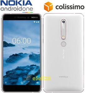 Nokia-6-2018-6-1-64Go-ROM-4Go-RAM-DoubleSim-LTE-Debloque-Smartphone-5-5-034-Blanc