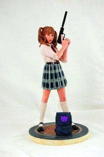 Dynamic Force Kick-Ass Hit Girl as Mindy MacReady Schoolgirl Statue AP Edition