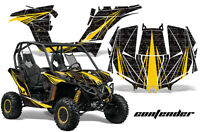 Canam Brp Maverick Graphic Kit Wrap Amr Racing Decal Parts Accessories Contender