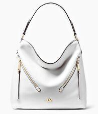Michael Kors Bag Evie LG Hobo Leather Black 30t8gzuh7l for
