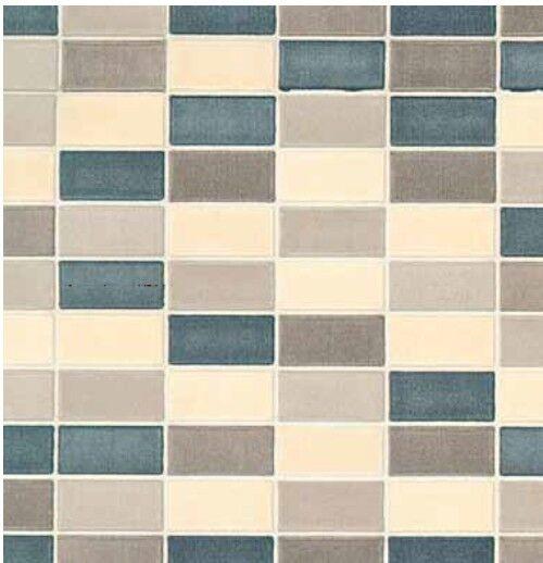 Película adhesiva Lámina de muebles lámina de decoración Design loseta cetona beige mosaico 0,45 M X 15 M