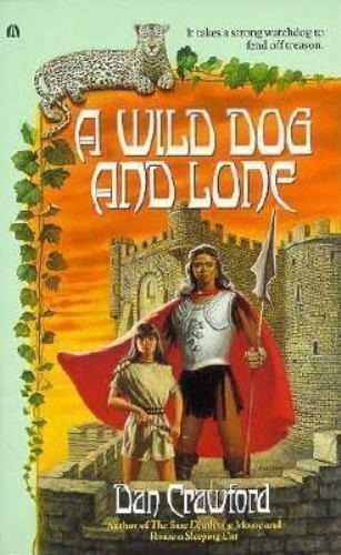 A Wild Dog and Loan by Dan Crawford
