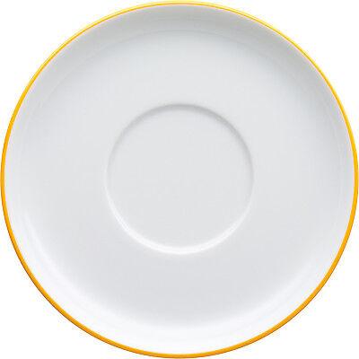 100% Vero Arzberg Cucina Colori Arancione Caffè Sotto Tazza Inferiore ø15cm Nuovo 1. Scelta-
