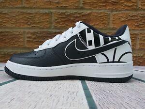 us 5 Trainer Nike 5 Bnib Femmes eur Air Force 38 1 Noir 5 Nv8 uk Filles 07 g6gw7q