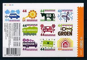 NEDERLAND-NVPH-hangboekje-velletje-V2550-2559-postfris-MNH