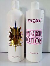 Razac and Rinju Body and Hand Lotions - $18.85