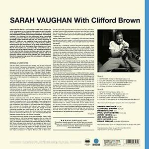 Sarah-Vaughan-with-Clifford-Brown-Limited-Edition-Transparent-Blue-Vinyl-VINY