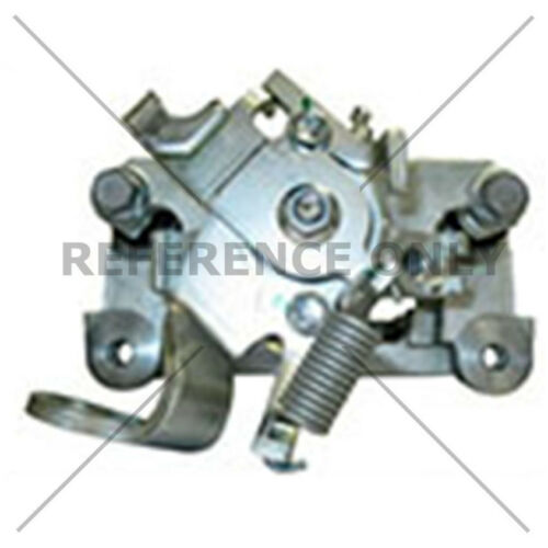 Disc Brake Caliper Rear Left Centric 141.46562 Reman