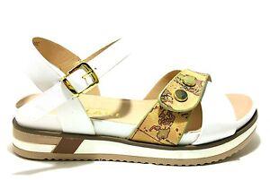 ALVIERO-MARTINI-geo-scarpe-donna-bambina-sandali-bassi-sneakers-casual-pelle