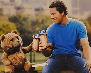 "Actor Mark Wahlberg 8x10 Photo From ""Ted"" w/COA"