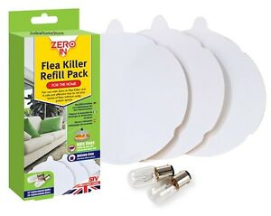 Gotcha-zeroin-electric-flea-killer-unit-discs-and-lamp-bulbs-refill-pack-ZER019