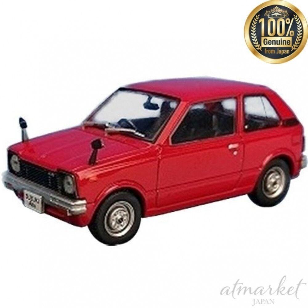 Primero  43 Mini Coche F43-115 1 43 Suzuki Alto 1979 red Acabado Producto de