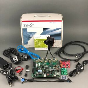 Details about Xilinx ZYNQ-7000 SoC ZC702 Video & Imaging Kit w/ Evaluation  Boards & Camera