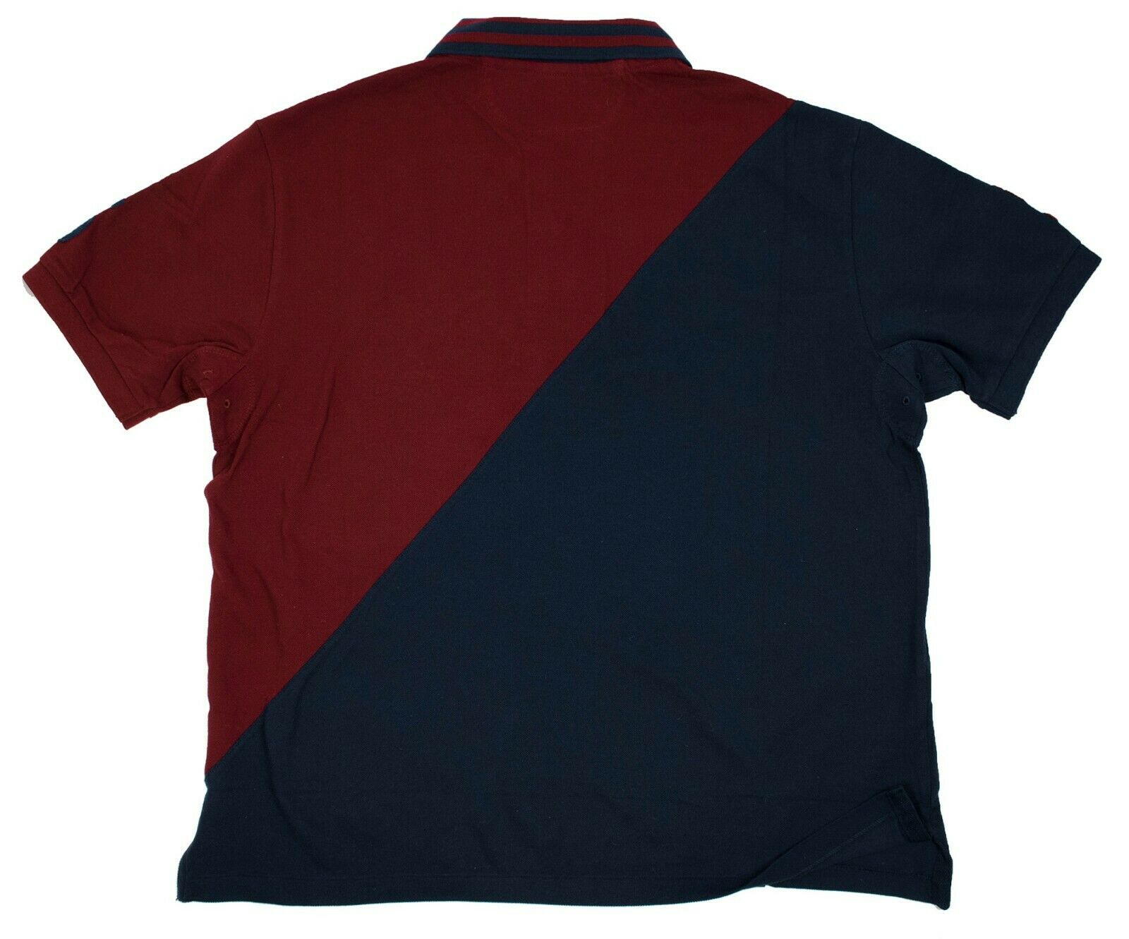 968340cf12 ... Polo Ralph Lauren Big and Tall Mens Green Navy Red Red Red Rugby Shirt  Multisizes AS ...