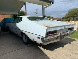 1971-ford-coupe-torino-suit-XA-XB-XC-Buyer-was-a-one-owner-xy-project-car-GT