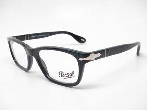 b96c8a9dbed Image is loading Persol-PO-3012V-95-Black-Eyeglasses-3012-V-