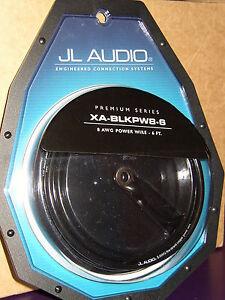 JL-AUDIO-XA-BLKPW8-6-NEW-PREMIUM-SERIES-8-AWG-POWER-WIRE-6FT-XABLKPW86