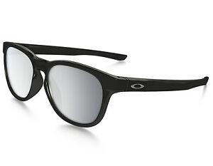 Image is loading NEW-Oakley-9315-08-Stringer-Polished-Black-Chrome- d51357e4dd