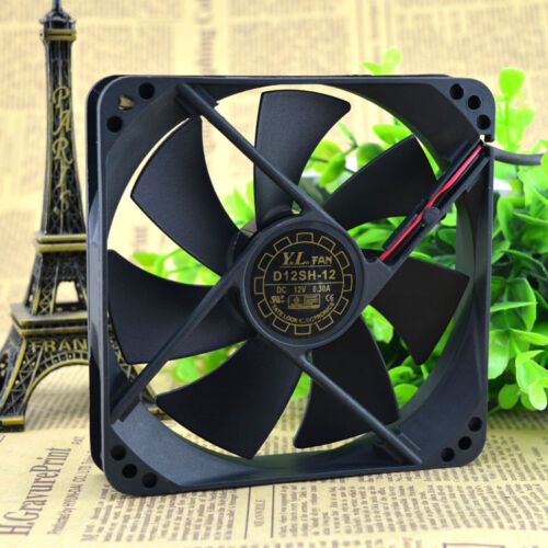 2-Wire 120x120x25mm 0.30A Fan for CF80 and CF110 models Waeco Spares