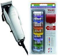 Wahl Chrome Super Taper Hair Cutting Machine +8 Essays
