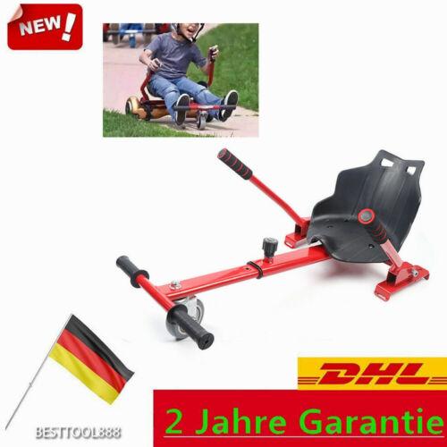 Sitzscooter Kartsitz Hoverboard Hoverkart Hoverseat für Balance eletric scooter