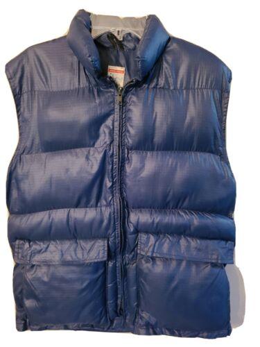 Men's Extra Small Puffer Vest Frostline Kit Down-F